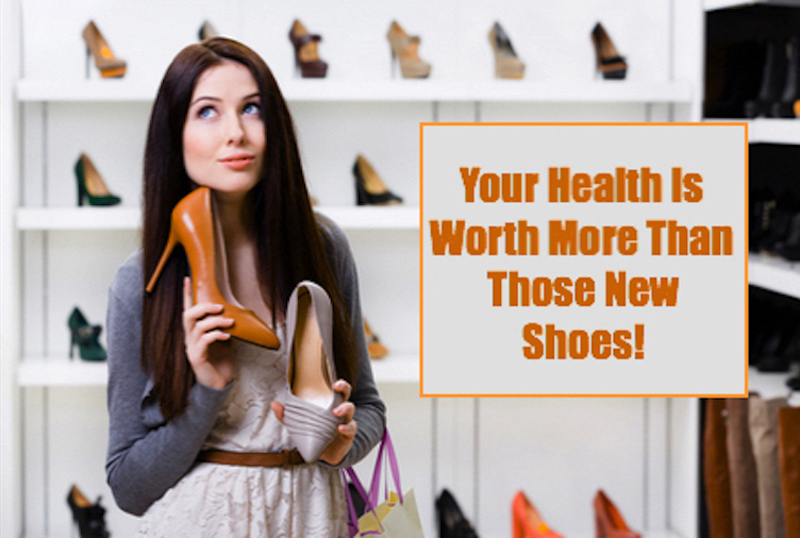 wellness and shoes