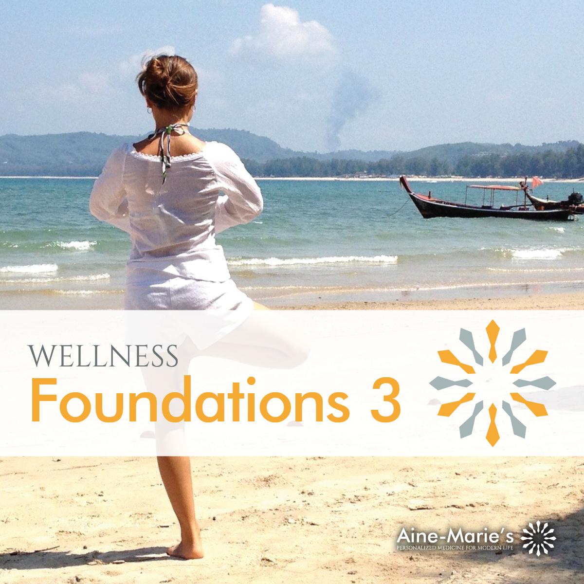 Wellness Foundations 3